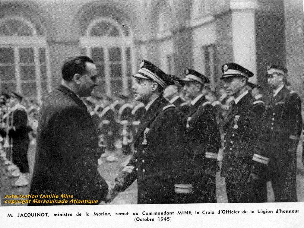 Commandant MINE octobre 1945.jpg
