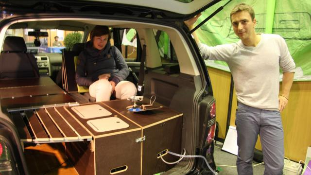 conseil am nagement camping car. Black Bedroom Furniture Sets. Home Design Ideas