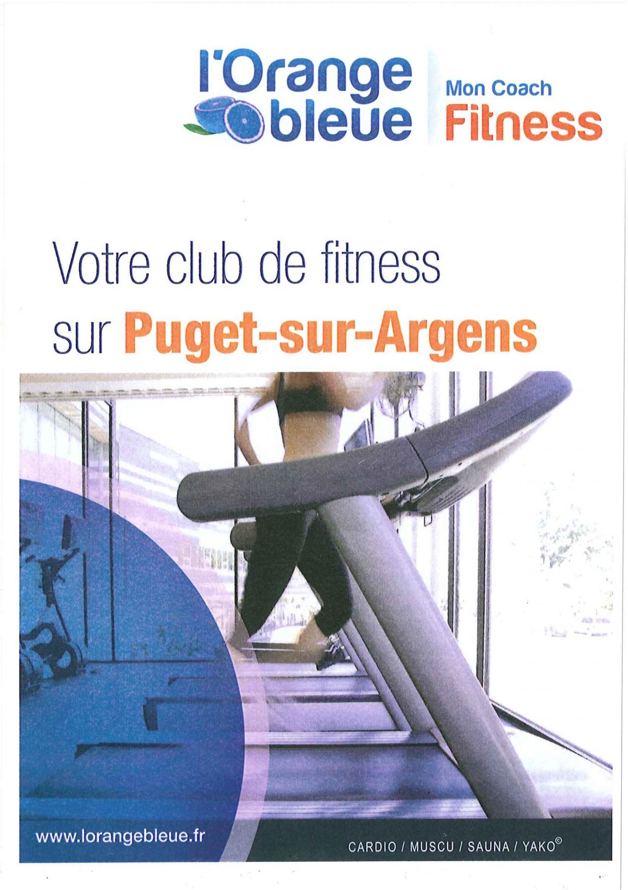 club de fitness orange bleue comit d 39 actions des oeuvres sociales. Black Bedroom Furniture Sets. Home Design Ideas