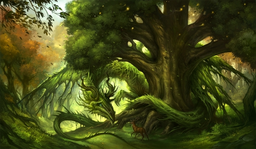 Green dragon by sandara.jpg