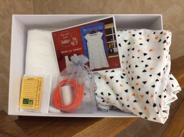 craftine box juin