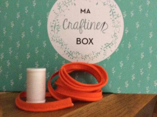 craftine box fil et passepoil