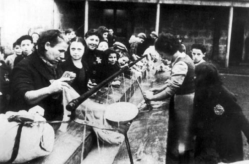 deportation of western europe by hannah arendt Immigration, hannah arendt, public sphere, america, europe deepening an   of losing everything that they have built and of being deported or jailed.
