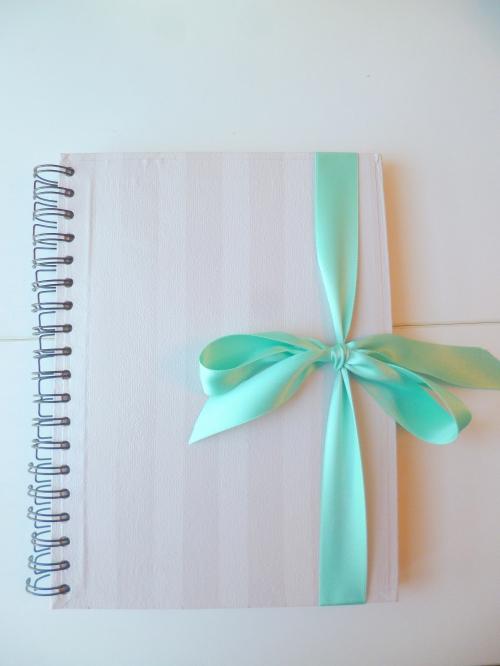 DIY customiser et décorer un carnet www.mon-carnet-deco.com
