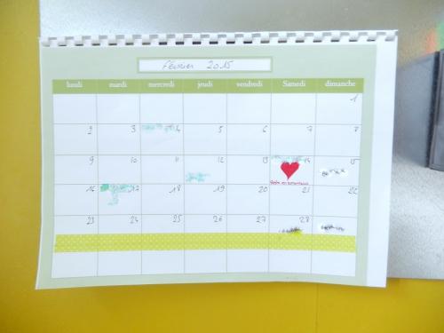 astuces pour gérer son temps en famille+ centre d'information familiale+menu+calendrier