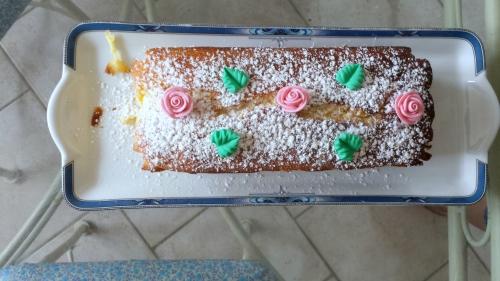 Faire et manger un bon gâteau