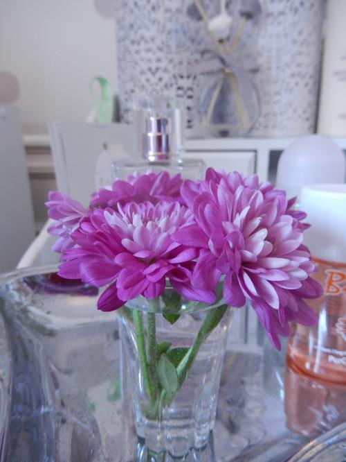 S'offrire ou se faire offrire des fleurs
