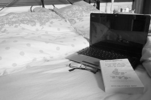 Prendre du temps au lit le matin