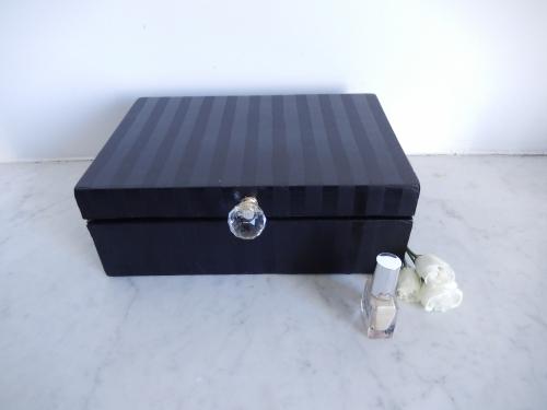 customiser une boite pour ses vernis à ongles