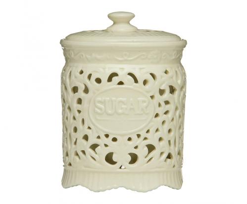 boite à sucre décorative