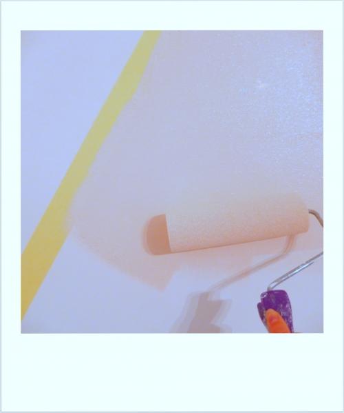 On peint dans les triangles