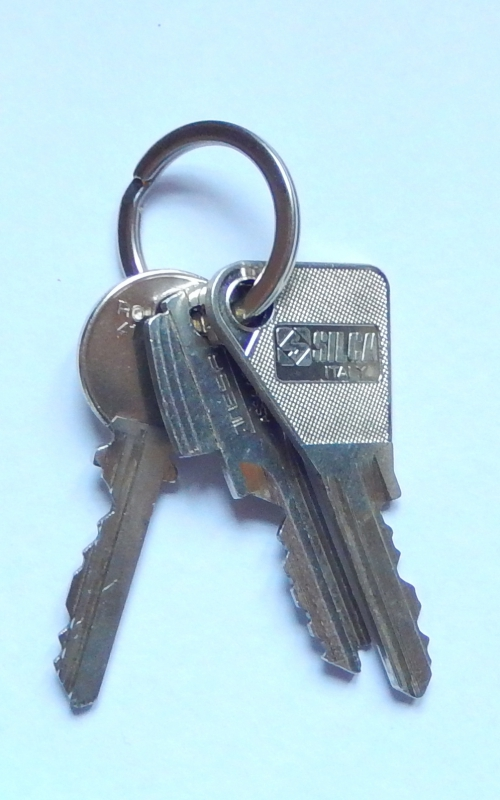 customiser son trousseau de clés