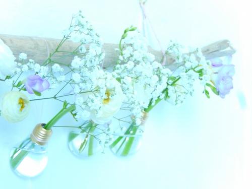 des ampoules pour fleurir son intérieur 1