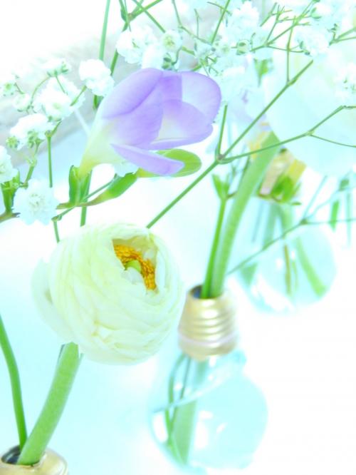 des ampoules pour fleurir son intérieur 4