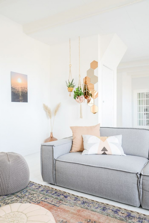Inspiration  décoration salon