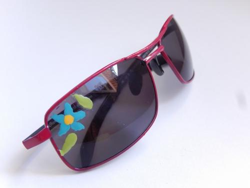 customiser ses lunettes de soleil 4