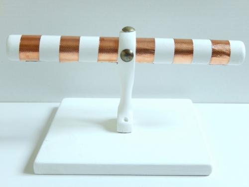 DIY  un présentoir pour bracelets 6