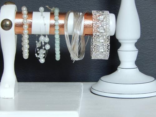 DIY  un présentoir pour bracelets 8