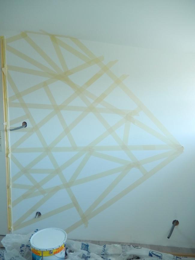 diy créer des murs graphiques 2