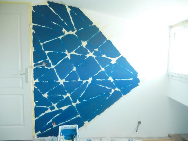 diy créer des murs graphiques 4