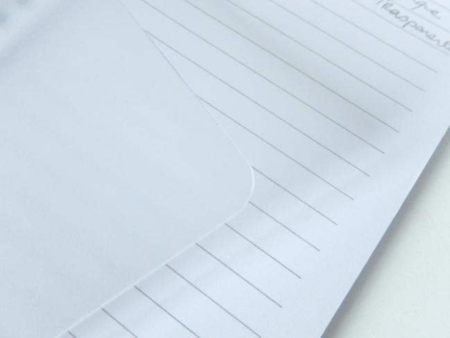 un carnet de projet façon bullet journal 5