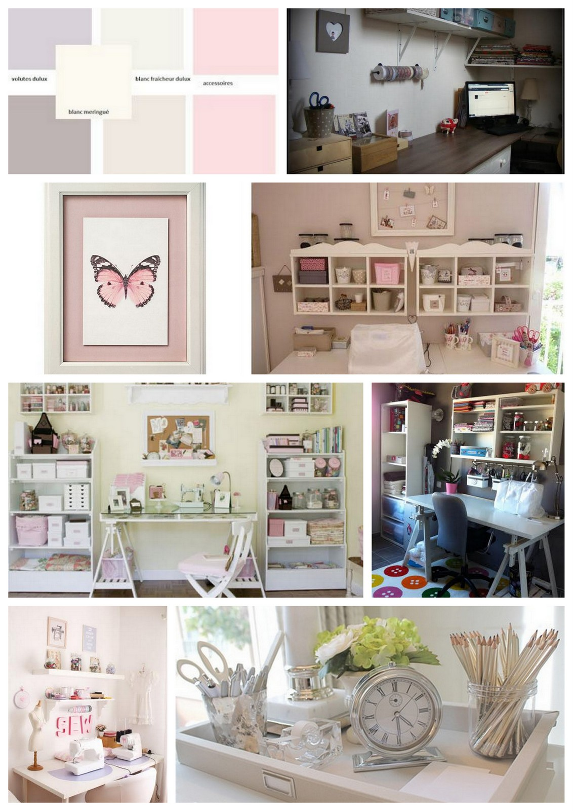 projet home staging bureau+coin couture 2