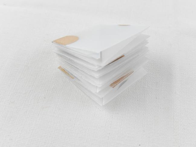 diy une étoile en origami 5