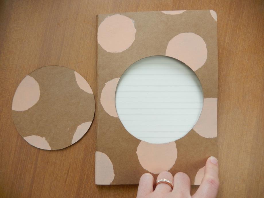 DIY customiser un carnet 4