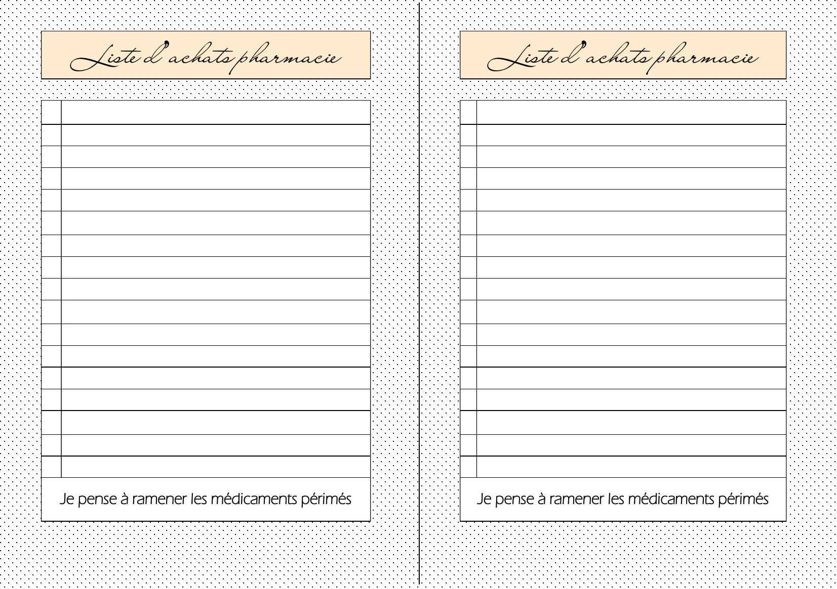liste achats pharmacie_free printable1.jpeg