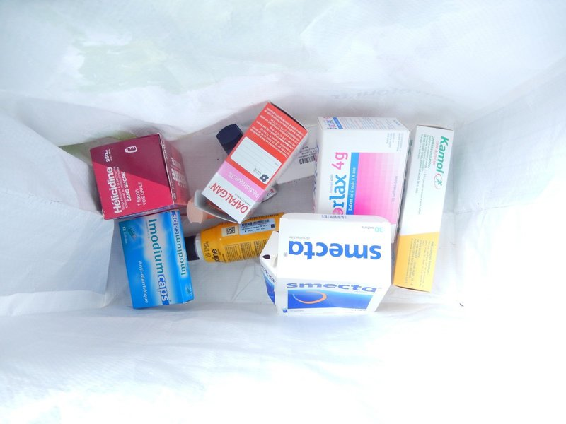 organiser ranger sa pharmacie 2