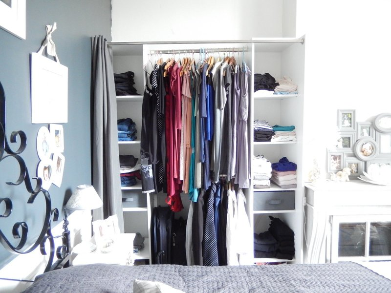 creer et organiser son dressing 1