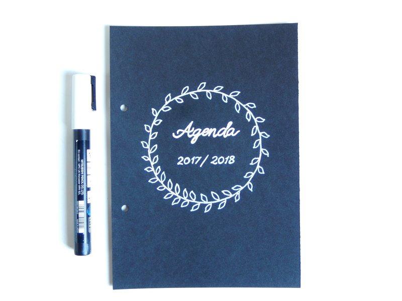 idees pour decorer son bullet journal ou planner 1