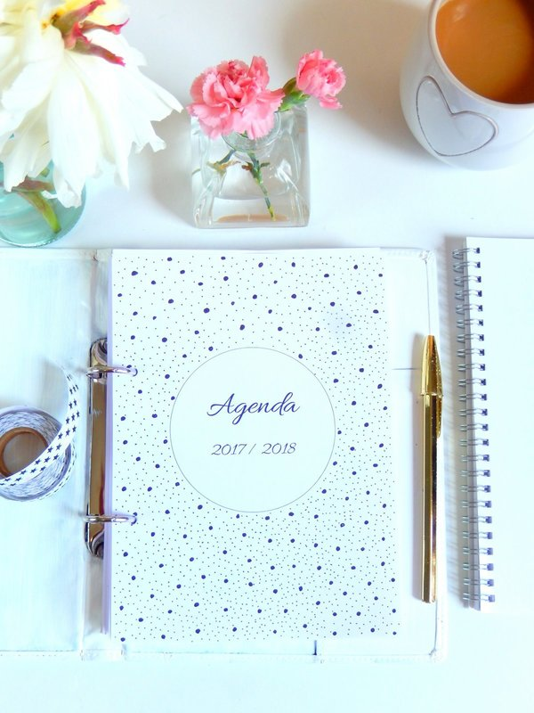 idees pour decorer son bullet journal ou planner 4
