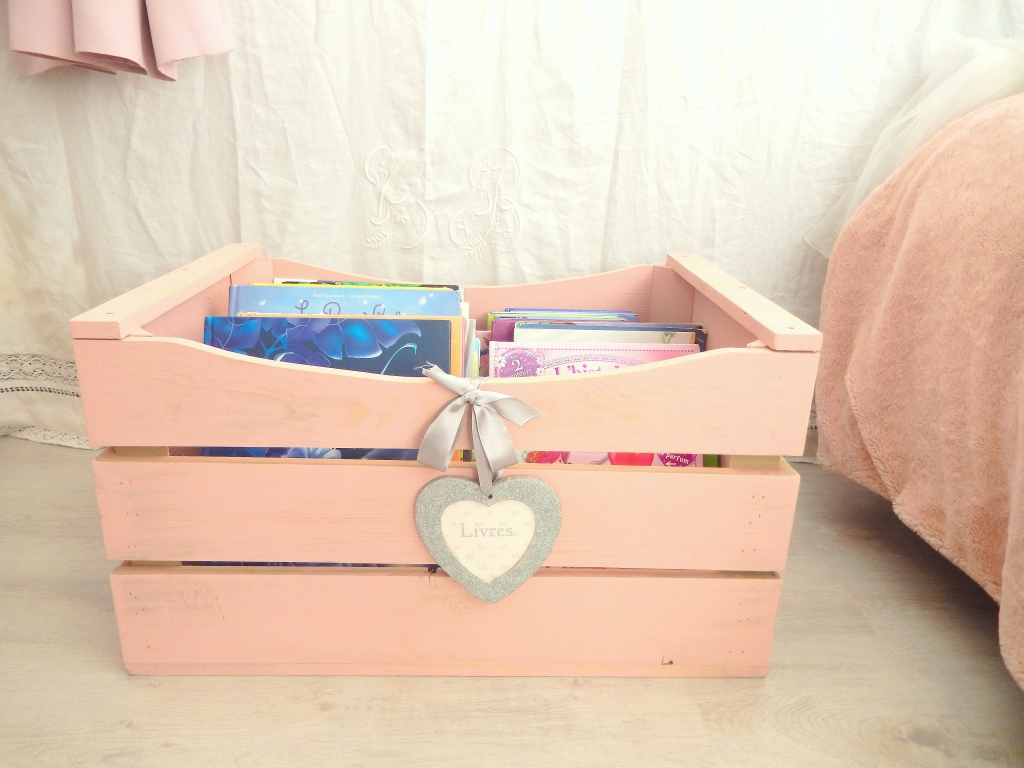 diy un rangement pour les livres mon carnet d co diy. Black Bedroom Furniture Sets. Home Design Ideas