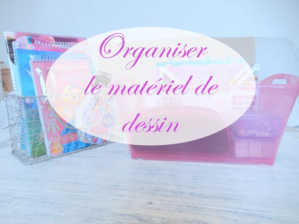 Organisation enfants mon carnet d co diy organisation for Materiel de peinture maison