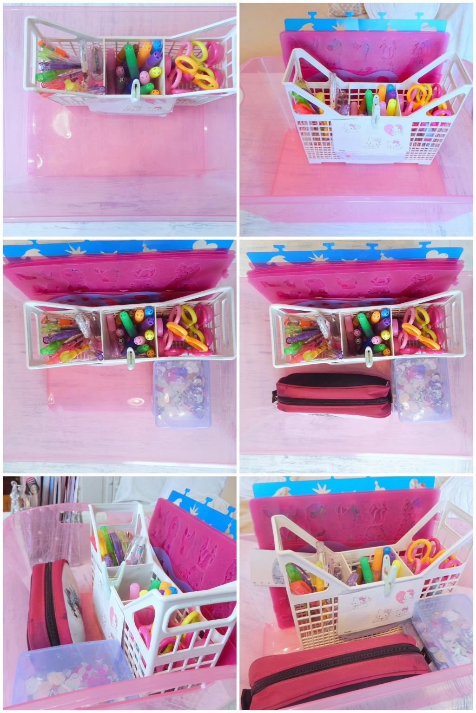 Organisation enfants de la r cup pour ranger le mat riel - Astuce pour ranger sa chambre ...