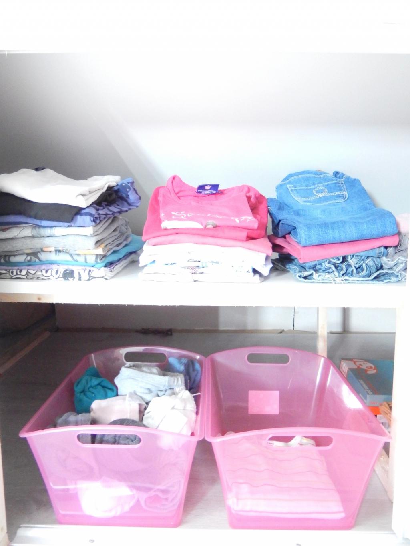 Organisation une chambre d 39 enfant sous les combles mon for Organisation chambre enfant
