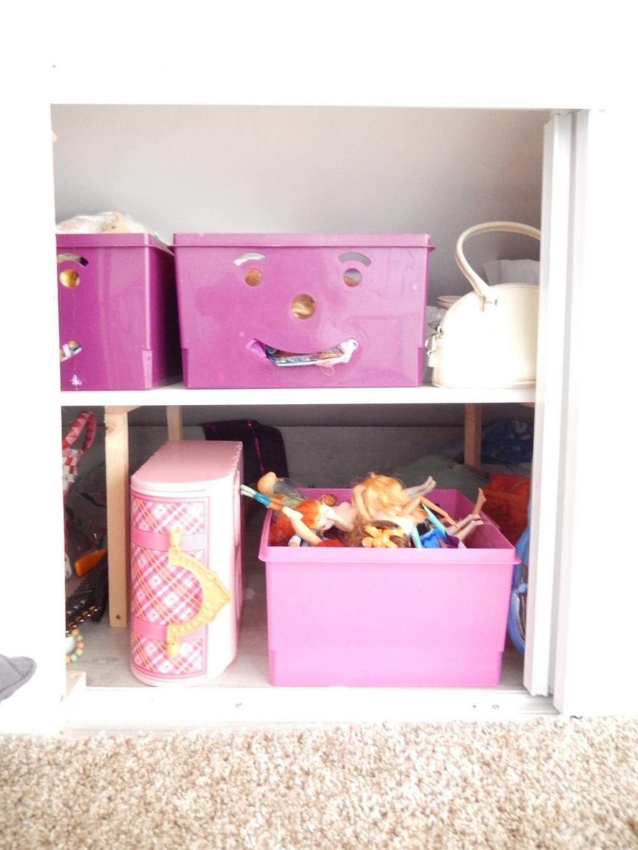 Organisation: une chambre d'enfant sous les combles   mon carnet ...