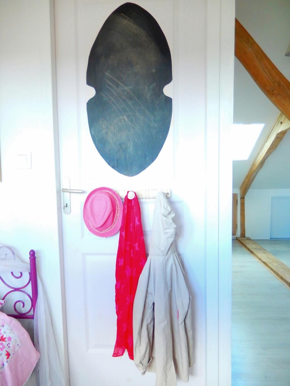Chambre de fille bien rangee for Organisation chambre enfant
