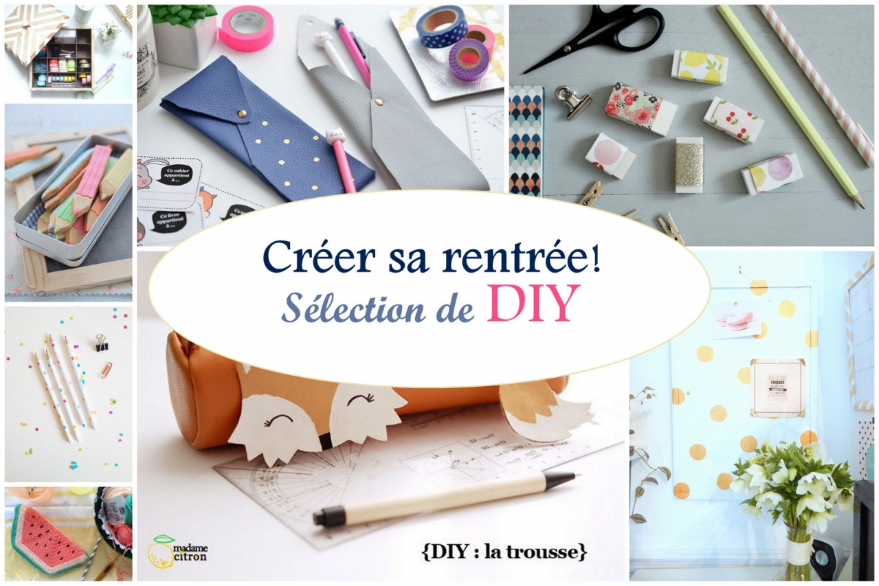 Cr er sa rentr e s lection de diy mon carnet d co diy for Creer sa propre entreprise idee