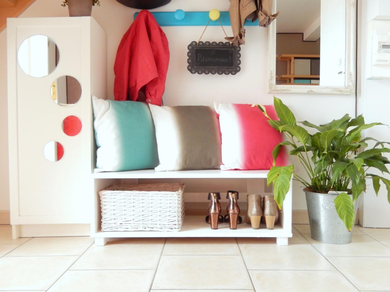 organisation les essentiels pour am nager une entr e. Black Bedroom Furniture Sets. Home Design Ideas