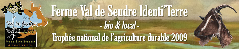 Beno�t Biteau, paysan agronome