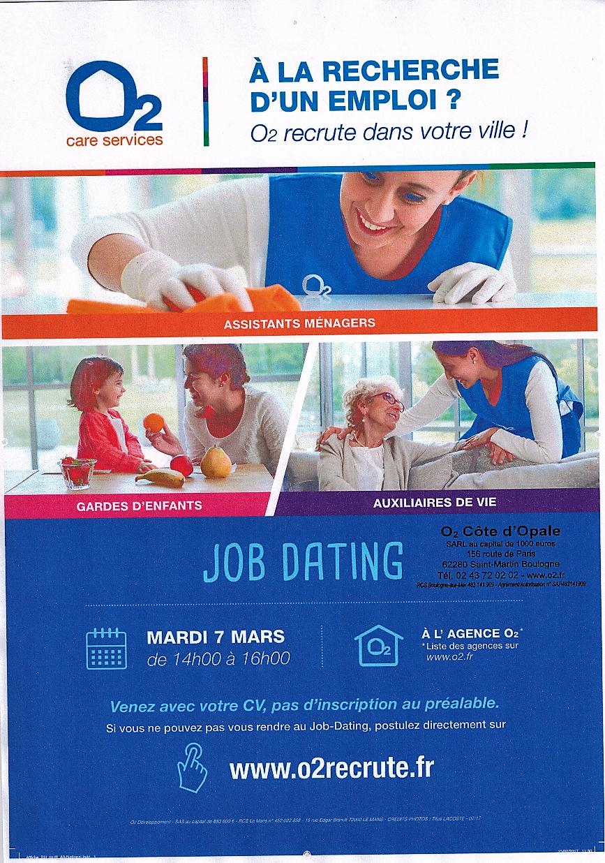 a la recherche d u0026 39 un emploi  o2 recrute