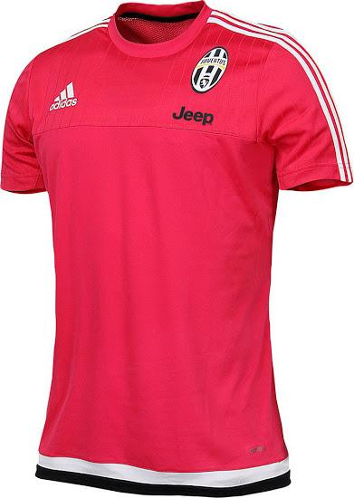 Maillot Domicile Juventus Entraînement