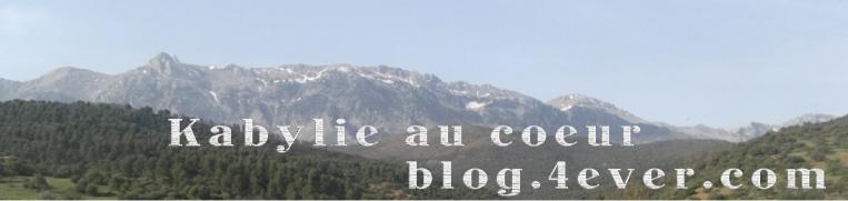 Djurdjura montagne de Kabylie