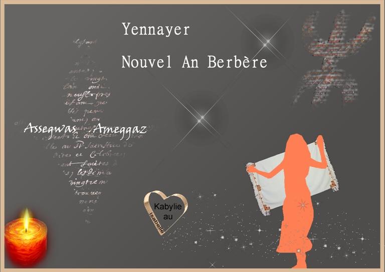Yennayer le Nouvel An des Berbères moments festifs à découvrir