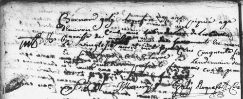 +Bernard G Roquefort 100 ans 1756.PNG