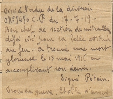 Jean Pierre faits d'armes décorations 2.PNG