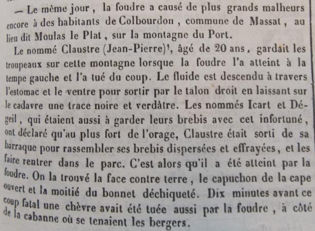 foudre L'Ariégeois 25-6-1858 .PNG