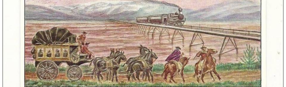 Chemin de Fer Argentin ( Alfred Molet concessionnaire )